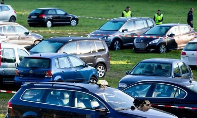 В Австрії влаштували стрілянину на концерті, є загиблі: фото з місця подій (1)