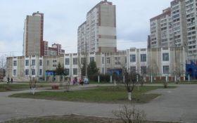 В детском саду в Киеве прогремел взрыв