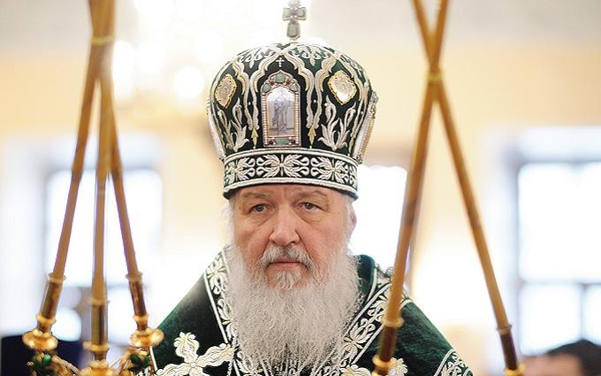 Путінський патріарх відпустив нову шпичку на адресу Заходу