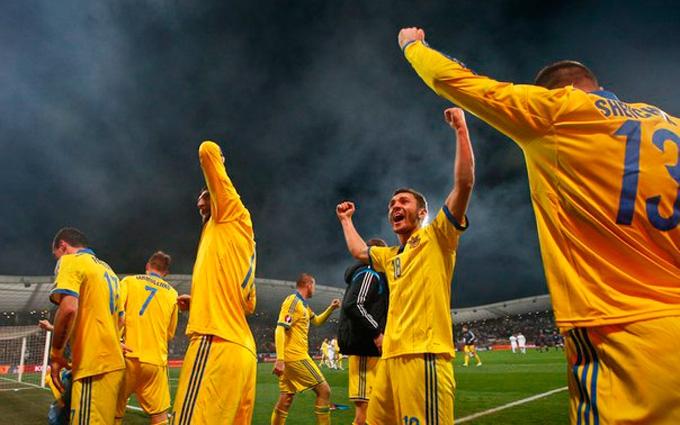 Украина - Кипр - 1-0: видео обзор матча в Одессе