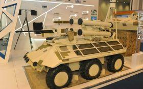 На выставке в ОАЭ Украина показала новое оружие: опубликовано видео