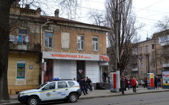 В Одессе охрана чуть не убила мужчину за кусок колбасы: опубликованы фото и видео