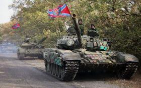 Боевики экстренно выводят из укреплений танки и бронетехнику: что происходит на Донбассе
