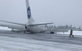 Шасі відірвало, паливо полилося: з'явилося відео страшної аварії пасажирського літака в Росії