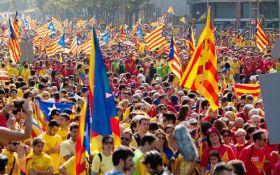 Испанский суд арестовал двух лидеров каталонских сепаратистов