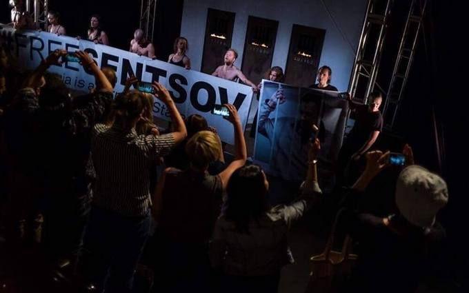 Свободу политзаключенным: в Киеве впервые покажут нашумевший спектакль Burning Doors