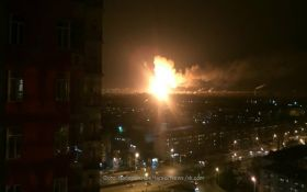 Пожар на пороховом заводе в России: появились видео