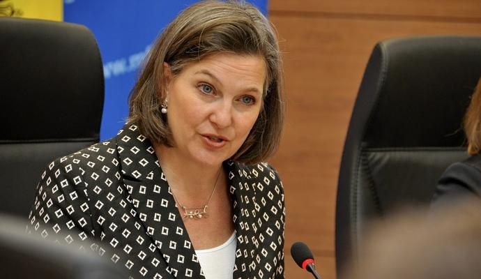 Зустріч Нуланд і Суркова пройшла конструктивно