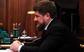 Аккаунты Кадырова в соцсетях заблокировали: названа причина