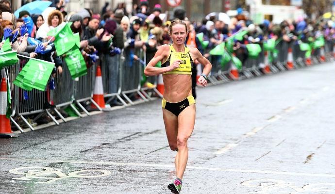 Украинка победила на марафоне в Лос-Анджелесе
