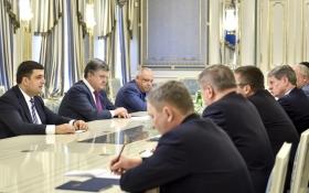 Порошенко увів до Нацради реформ знаменитих іноземців