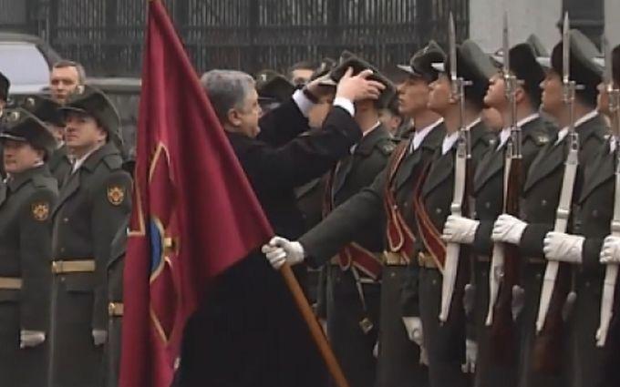 На встрече Порошенко и президента Австрии произошел конфуз: появилось видео