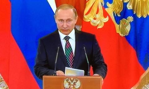 Путин похвалил и наградил убийц мирных людей в Сирии: опубликованы фото (1)