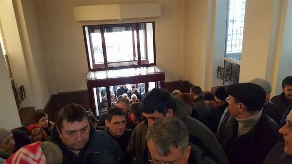 Противники России ворвались в Минюст: опубликованы фото (2)