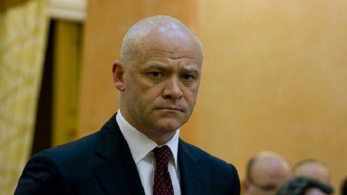 Скандального мера Одеси затримали в аеропорту