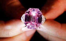 Рожеве спадщина: рідкісний діамант пішов з молотка за рекордну сумуа