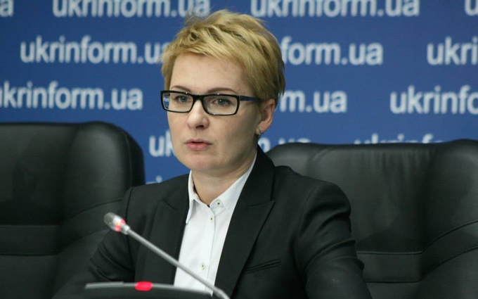 Головний люстратор України озвучила свій заробіток за рік