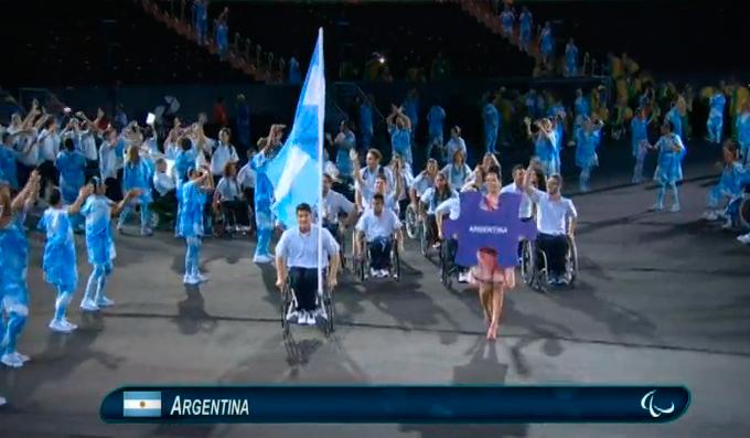 Церемония открытия Паралимпиады-2016: фото и видео из Рио (60)