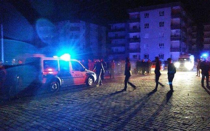 Наюге Турции произошел взрыв, есть погибшие