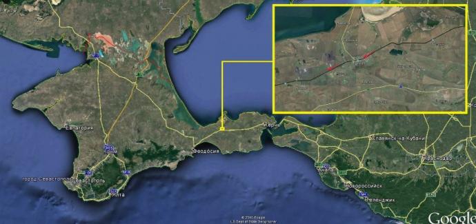 Росія продовжує брязкати зброєю в Криму: з'явилося нове фото (1)