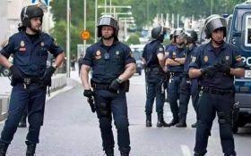 Испания увеличит количество полицейских в Каталонии перед референдумом