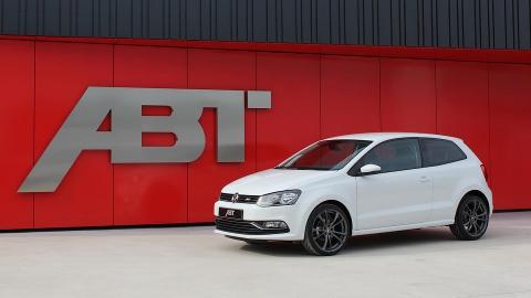 Ательє ABT відзначило ювілей VW Polo особливим тюнінгом (1)