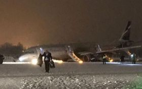 У Росії сталася масштабна НП з літаком, є постраждалі: з'явилися відео