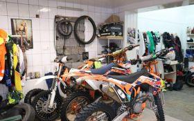 Киберполиция Украины помогла итальянским правоохранителям раскрыть канал сбыта украденных мотоциклов
