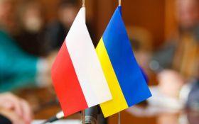 Между Украиной и Польшей произошел крупный конфликт