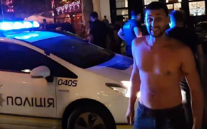 Скандал із мажорами в Миколаєві: з'явилася нова інформація про одного з бешкетників