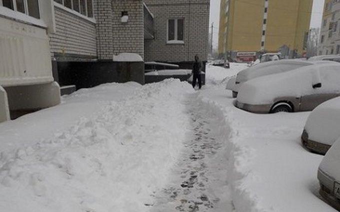 Росію накрив квітневий снігопад: опубліковані видовищні фото і відео