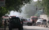 Внаслідок вибуху в Кабулі постраждали німецькі дипломати
