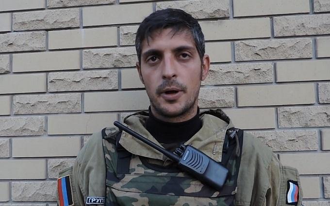 Боевики ДНР заявили о возвращении своего главаря на позиции