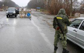 За неделю на блокпостах Донетчины задержаны 23 боевика - полиция