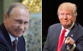 На троих: стала известна интересная деталь о разговоре Путина с Трампом