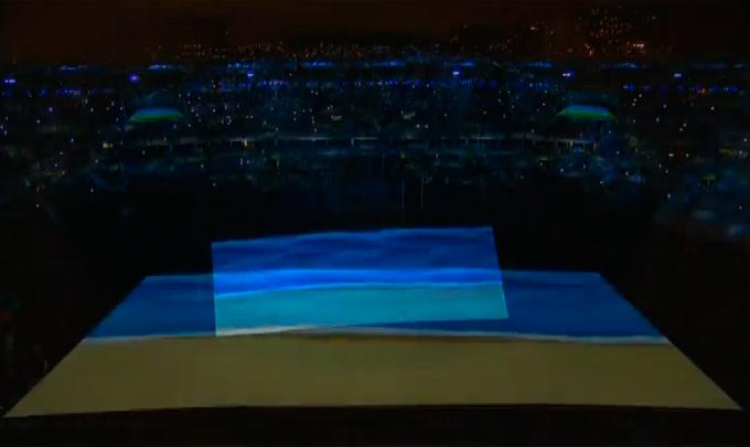 Церемония открытия Паралимпиады-2016: фото и видео из Рио (71)
