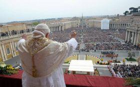 Посол Ватикана назвал условие визита Папы Римского на Донбасс