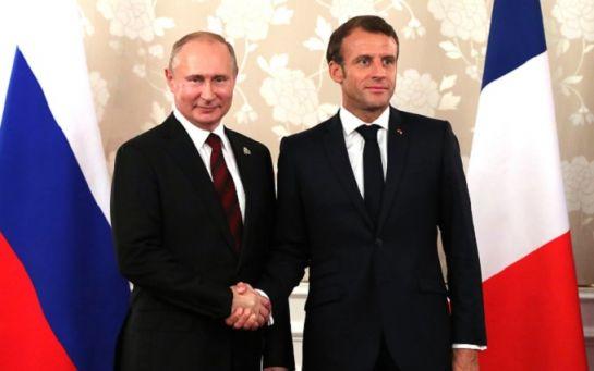 Срочные переговоры Путина и Макрона - появились неожиданная информация