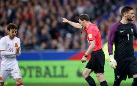 Испания обыграла Францию благодаря видеоповторам: появилось видео