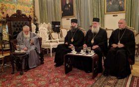 У Украины будет автокефалия: еще одна страна поддержала независимость украинской церкви