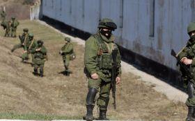 Россия начала широкомасштабные учения в оккупированном Крыму