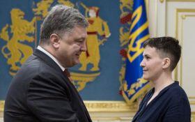 Порошенко порадили, як використати Савченко для повернення Донбасу: з'явилося відео