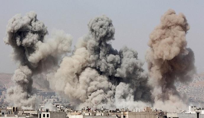 Террорист-смертник совершил взрыв в сирийском Алеппо