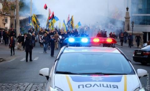 """В Одесі пройшов марш """"Азова"""" (16 фото)"""