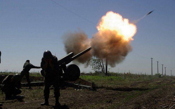 Боевики продолжают наступление на Донбассе: среди бойцов АТО есть раненые