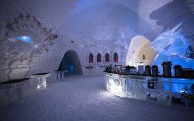 """В Лапландии построили ледовый отель по мотивам """"Игры престолов"""": впечатляющие фото и видео"""