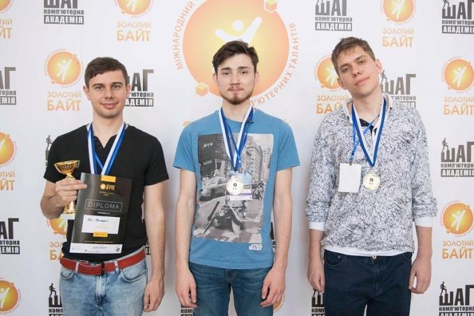 Украинские студенты победили в Международном ИТ-Чемпионате (1)