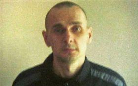 Российские тюремщики показали фото Олега Сенцова из больницы