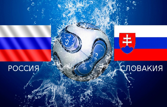 Росія - Словаччина: стартові склади на матч Євро-2016