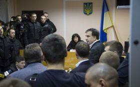 Дело Саакашвили: на судью подали жалобы в ВСП